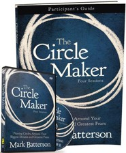 The Circle Maker Participant's Guide with DVD: Trusting God with Your Biggest Dreams and Greatest Fears
