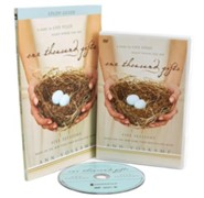 One Thousand Gifts Participant's Guide with DVD: A Dare to Live Fully Right Where You Are