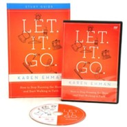 Let. It. Go. Participant's Guide with DVD: How to Stop Running the Show and Start Walking in Faith