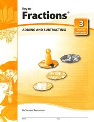 Key To Fractions, Book #3