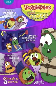 VeggieTales Super Comics: Vol 2