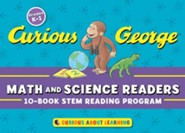 Curious George Math and Science Readers: 10-Book STEM Reading Program