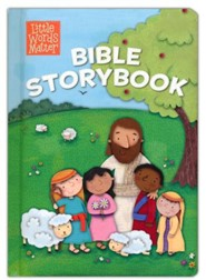 Little Words Matter Bible Storybook