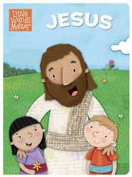 Jesus Board Book