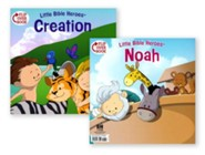 Creation/Noah Flip-Over Book