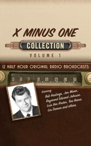 X Minus One Collection, Volume 1 - 12 Original Radio Broadcasts on CD