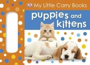 My Little Carry Book Puppies and Kittens  -