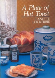 A Plate Of Hot Toast - eBook