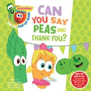 Can You Say Peas and Thank You?, VeggieTales ® Digital Pop-Up Book