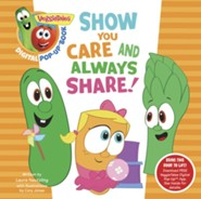 Show You Care and Always Share, VeggieTales ® Digital Pop-Up Book