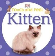 Touch and Feel: Kitten  -