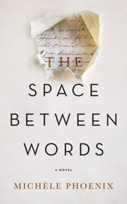 The Space Between Words - unabridged audio book on CD