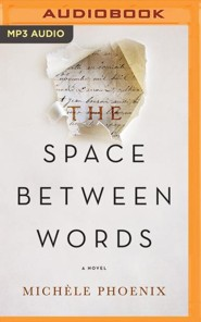 The Space Between Words - unabridged audio book on MP3-CD