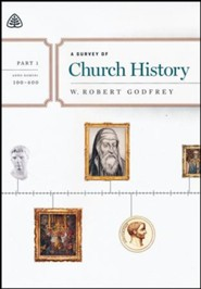 A Survey of Church History DVD, Part 1 A.D. 100-600, DVD Study
