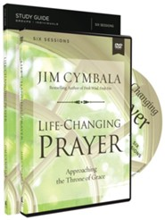 Life-Changing Prayer Study Guide with DVD