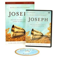 Joseph Study Guide with DVD: Waiting on God's Timing, Living in God's Plan