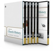 A Survey of Church History, 6-Volume DVDs, A.D. 100-2000
