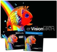 enVision Math Grade K Homeschool Bundle (2011 Edition)