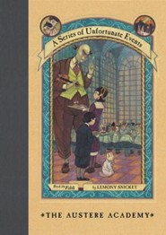 A Series of Unfortunate Events #5: The Austere Academy - eBook
