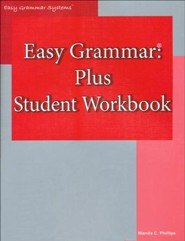 Easy Grammar Plus Workbook