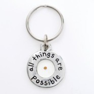 All Things Possible, Mustard Seed Keyring
