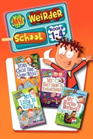 My Weirder School Collection: Books 1-4 - eBook
