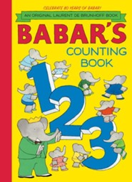 Babar's Counting Book