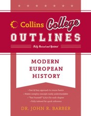Modern European History - eBook
