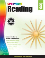 Spectrum Reading Grade 3 (2014 Update)