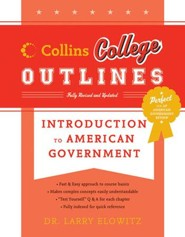 Introduction to American Government - eBook