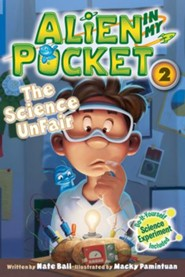Alien in My Pocket #2: The Science UnFair - eBook