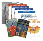 BJU Reading Grade 3 Homeschool Kit (Third Edition)
