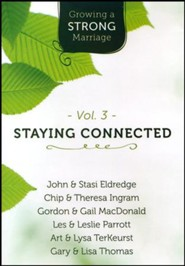 Growing a Strong Marriage: Staying Connected, DVD, Vol. 3