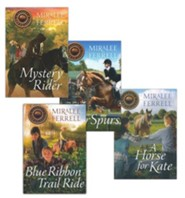 Horses and Friends Series, Volumes 1-4