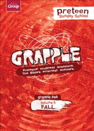 Grapple Preteen Pak Vol 5, Fall