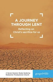 A Journey through Lent Study Guide