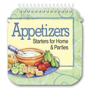 Appetizers: Starters for Home & Parties Cookbook