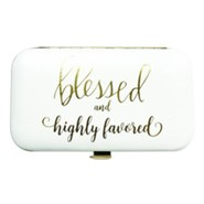Blessed and Highly Favored Manicure Set