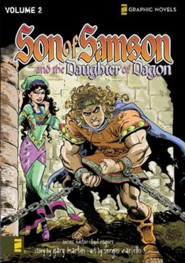 The Daughter of Dagon, Volume 2, Z Graphic Novels / Son of Samson
