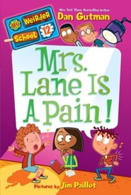 My Weirder School #12: Mrs. Lane Is a Pain! - eBook