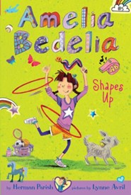 Amelia Bedelia Chapter Book #5: Amelia Bedelia Shapes Up - eBook