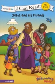 The Beginner's Bible: Jesus and His Friends, My First I Can  Read! (Shared Reading)