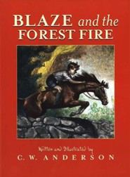 Billy and Blaze Series: Blaze and the Forest Fire
