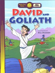 Happy Day Books, Bible Stories: David & Goliath