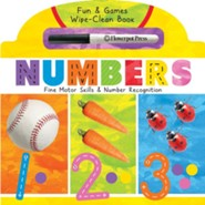 Numbers: Fine Motor Skills and Number Recognition