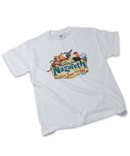 Hometown Nazareth VBS 2015: Theme T-shirt Adult (Medium 38-40)