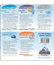 Everest VBS 2015: Try This at Home Stickers, Pack of 10 sheets