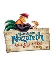 Hometown Nazareth VBS 2015: Iron-On Transfers, Pack of 10