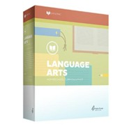 Lifepac Language Arts, Grade 3, Complete Set
