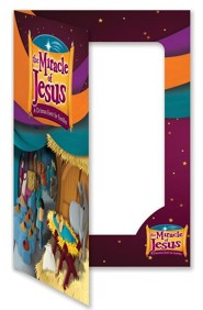 Miracle of Jesus Follow-Up Foto Frame, Pack of 10